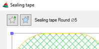 "New sealing method ""Sealing tape"""