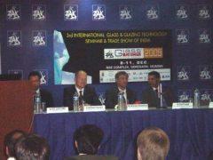 """ZAK Glastech 2005"" in Mumbai"