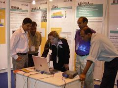 """ZAK Glastech 2005"" in Mumbai"