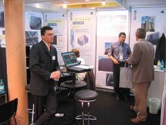 """CONSTRUCT EXPO 2005 "" in Bukarest"