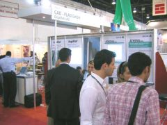 """BIG 5 Show 2005"" Dubai"