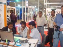 """ZAK Doors & Windows 2009"" in Mumbai"