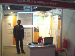 """ZAK GlassTech 2007"" in Mumbai"